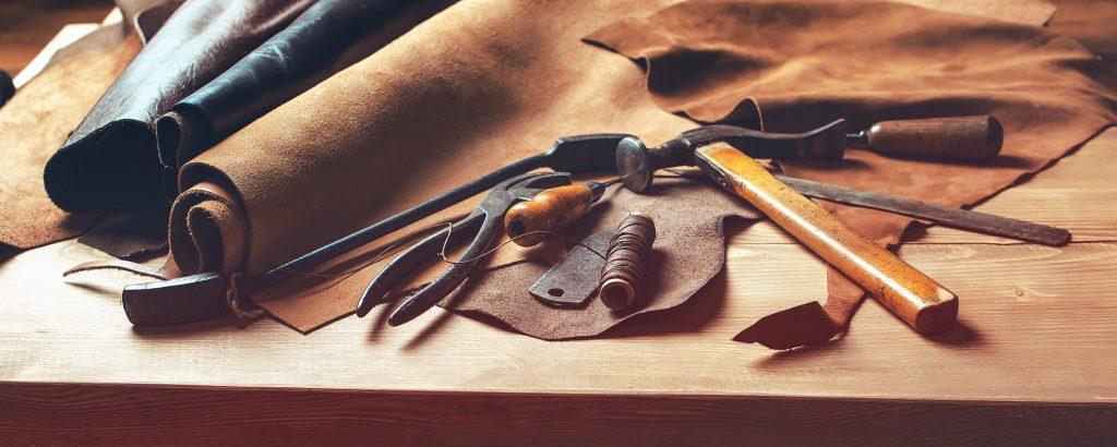 Schuhmacher Werkzeug